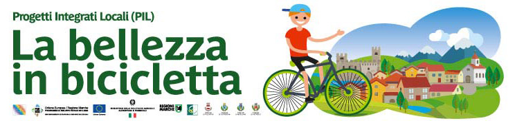 La bellezza in bicicletta