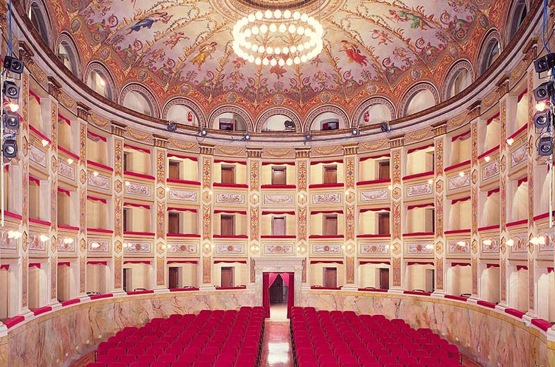 """Teatro """"Nicola Vaccaj"""""""